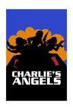 Charlies Angels, 1976 Giclée-Druck