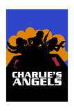 Charlies Angels, 1976 Giclee Print