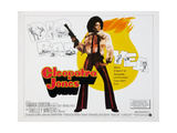 Cleópatra Jones, 1973 Giclee Print