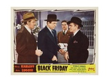 Bela Lugosi, Black Friday, 1940 Giclee Print