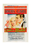 Cain and Mabel, 1936 Giclee Print