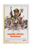 Bananas, 1971 Giclée-tryk