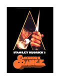 A Clockwork Orange, 1971 Giclee Print