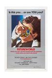 Futureworld, 1976 Giclee Print