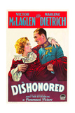 Dishonored, 1931 Giclee Print