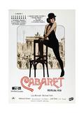 Cabaret, 1972 Giclee Print