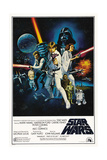 Star Wars, 1977 Giclee Print
