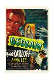 Bedlam, 1946 Giclee Print
