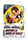 History Is Made at Night, 1937 Giclee Print
