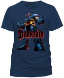 Superman- Darkseid (Slim Fit) T-Shirts