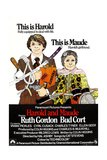 Harold and Maude, 1971 Giclee Print