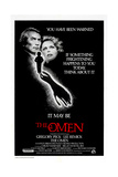 The Omen, Gregory Peck, 1976 Giclee Print