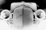 X-ray - Chevrolet Coupe, 1933 Impression giclée par Hakan Strand
