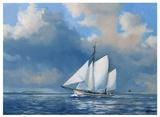 Majestic Sails Prints by Pieter Molenaar