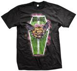 Nekromantix- Coffin Bat T-Shirt