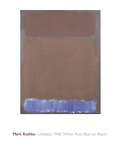 Untitled, 1968 Giclee Print by Mark Rothko
