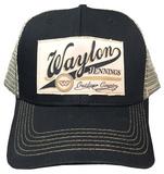 Waylon Jennings- Outlaw Country Snapback Czapka