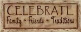 Celebrate Faith Family Friends Sztuka autor Kim Klassen