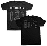 Descendents- Hypercaffium Spazzinate T-Shirt