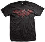 Nekromantix- Bloody Bat Logo T-shirts