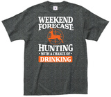 Weekend Forecast Hunting Shirts