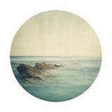 Coastal Surf - Sphere Giclee Print by Irene Suchocki