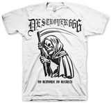 Destroyer 666- No Remorse No Regrets T-Shirt