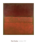 Untitled, 1959 Giclee Print by Mark Rothko