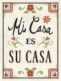 Mi Casa Giclee Print by Max Carter