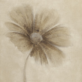 Tonal Flowers I Giclee Print by Emma Forrester