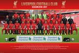 Liverpool- Team 16/17 Plakaty