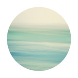 Coastal Hush - Sphere Giclee Print by Irene Suchocki