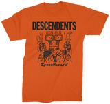 Descendents- Spazzhazard T-shirts