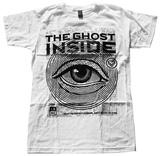 The Ghost Inside - Hypnotic Eye T-Shirt