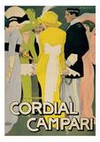 Marcello Dudovich- Cordial Campari Posters by Marcello Dudovich