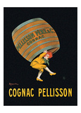Leonetto Cappiello- Cognac Pellisson Photo by Leonetto Cappiello