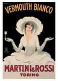 Marcello Dudovich- Martini & Rossi Posters by Marcello Dudovich