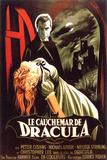 Dracula- Horror Of Dracula(French) Kunstdrucke