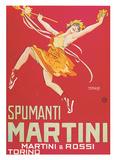 Leonetto Cappiello- Martini & Rossi Spumanti Posters