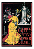 V. Ceccanti- Caffe Espresso Posters by V. Ceccanti