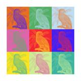 Parrot Party I Poster di Jarman Fagalde