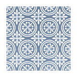 Chambray Tile II Posters by  Vision Studio