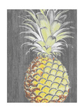 Vibrant Pineapple Splendor II Prints by  Studio W