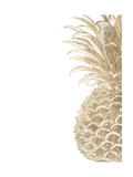 Pineapple Life IV Art by  Studio W