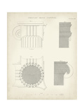 Greek and Roman Architecture VI Poster by Thomas Kelly
