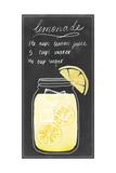 Summer Drinks II Print by Grace Popp
