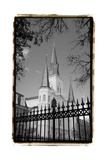 St. Louis Cathedral, Jackson Square II Posters by Laura Denardo