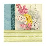Floral Montage II Prints by  Vision Studio