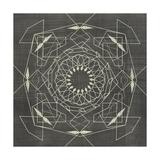 Geometric Tile V Posters af Chariklia Zarris