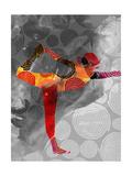 Yoga Pose II Posters by Sisa Jasper